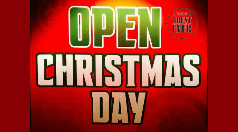 Open Christmas Day.What S Closed In Rome At Christmas Time Hostel Trastevere